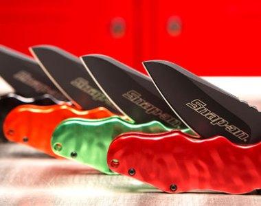 Snap-on CRKT Wrinkle Knife