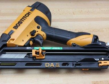 Bostitch DA1564K Angled Finish Nailer