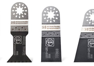 Fein Multi-Mount E-Cut Oscillating Tool Blades