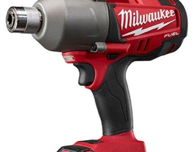 Milwaukee M18 Fuel Brushless Impact Wrench Large Hex