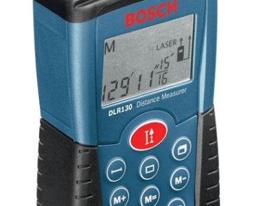 Bosch DLR130K Distance Measuring Kit
