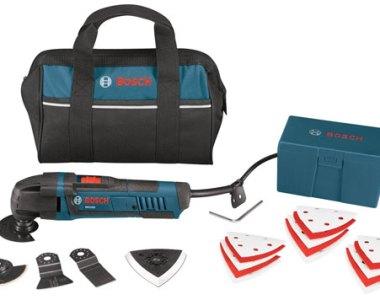 Bosch MX25EC 21pc Oscillating Tool Kit