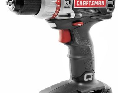 Craftsman C3 Brushless Cordless Drill Driver