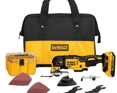 Dewalt DCS355D1 Cordless Brushless Multi Tool Kit