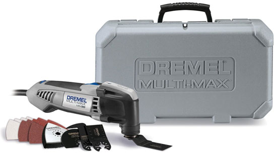 Dremel MM30 Oscillating Tool Kit