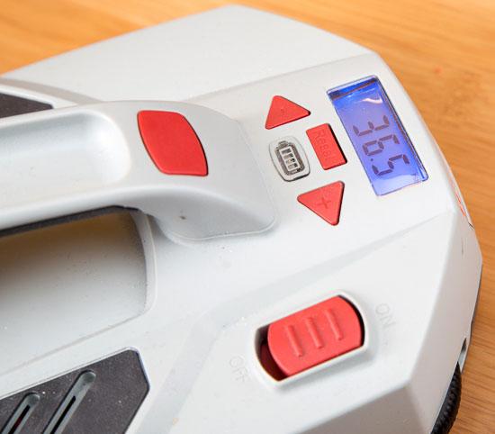 Craftsman Nextec Inflator Digital Gauge