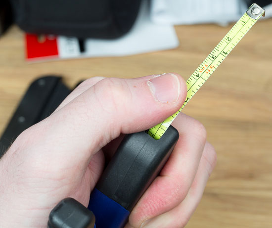 Kobalt Triple Cut Small Cutter Tape Measure