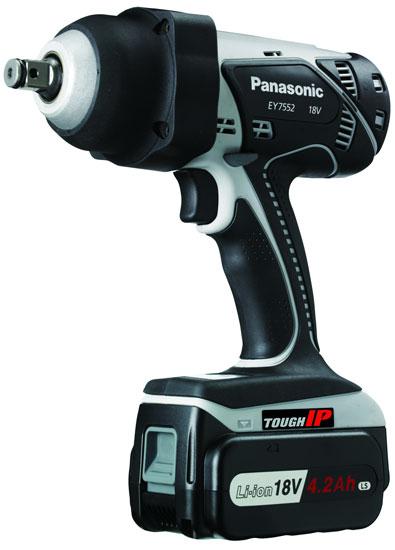 Panasonic 18V High Torque Impact Wrench EY7552