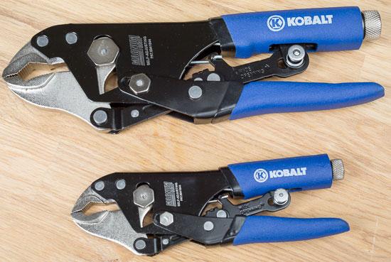 Kobalt Magnum Grip Locking Pliers