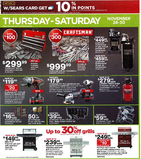 Sears Black Friday 2013 Tools Page 51