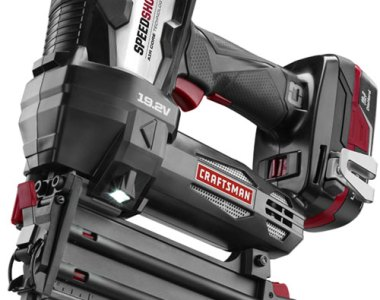 Craftsman C3 Cordless Speedshot Brad Nailer