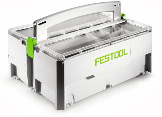 Festool Systainer Cantilever Tool Box Closed
