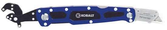 Kobalt Clench Wrench Utility Knife