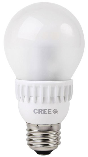 Cree LED Light Bulb
