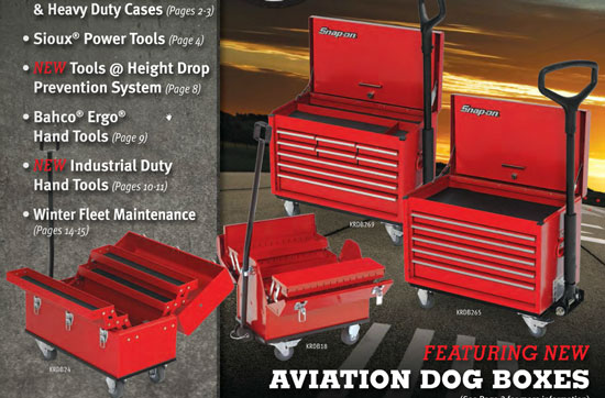 New Snap On Dog Box Toolboxes
