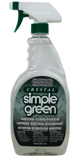 Simple Green Crystal Cleaner Degreaser