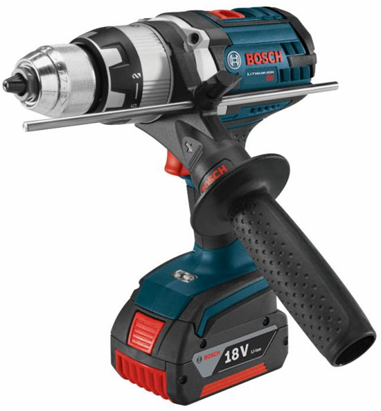 Bosch 18V HDH181X Hammer Drill