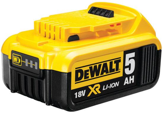 Dewalt 20V 5Ah Battery Pack
