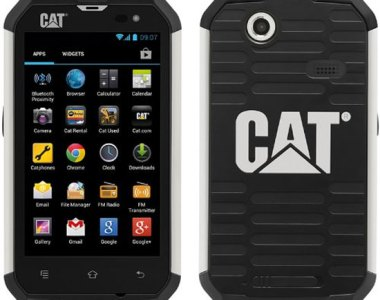 Caterpillar Android Phone