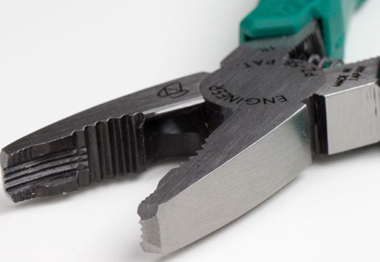 Engineer Screw Pliers Jaws