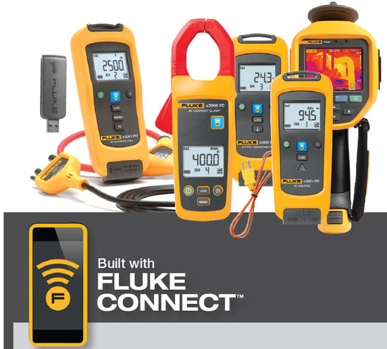 Fluke Connect Wireless Tools