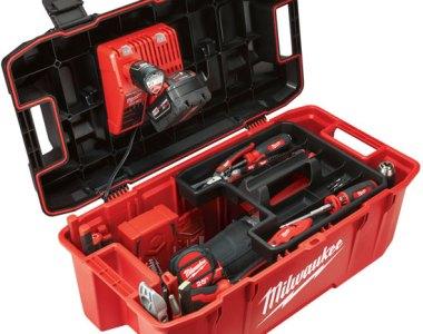 Milwaukee 48-22-8020 Tool Box Loaded