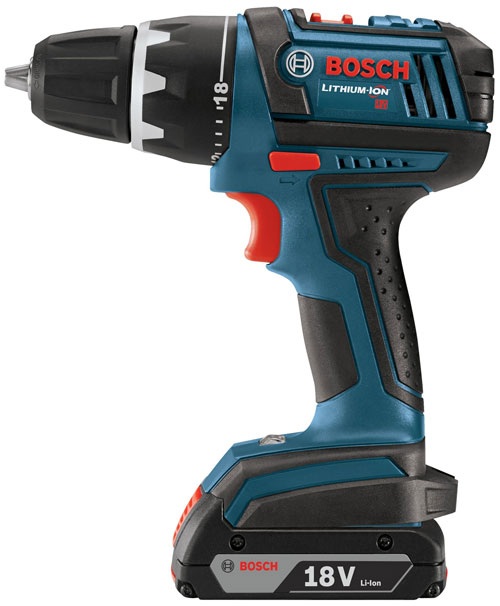 Bosch 18V DDS181 Cordless Drill