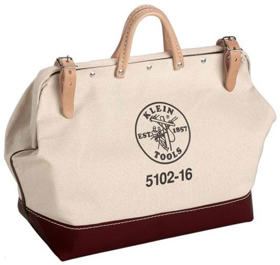 Klein Canvas Tool Bag