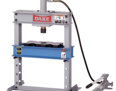 Dake Benchtop Hydraulic Press