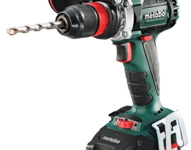 Metabo BS 18 LTX BL Quick Drill