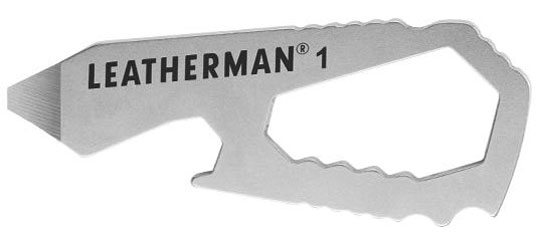 Leatherman By the Numbers 1