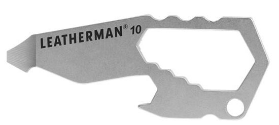 Leatherman By the Numbers 10