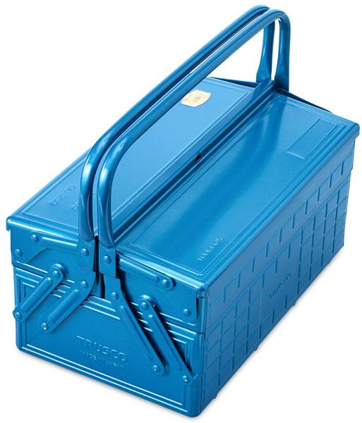 Trusco Deluxe Cantilever Tool Box