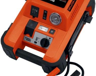 Black Decker Portable Battery Jump Starter