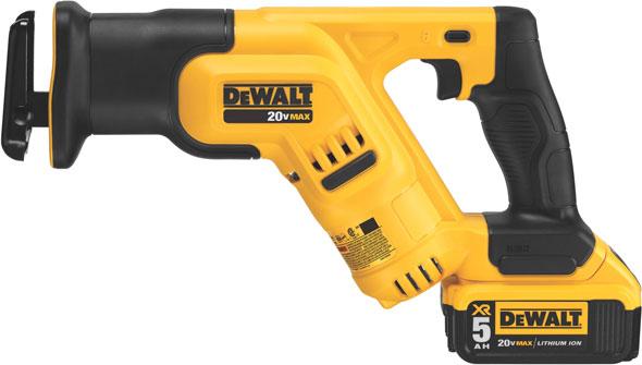 Dewalt DCS387 Reciprocating Saw