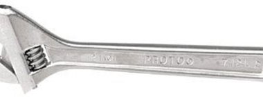 Proto Click Stop Adjustable Wrench