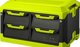 Ryobi ToolBlox 4-Drawer Cabinet