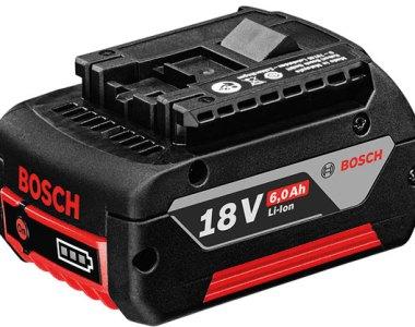 Bosch 18V 6Ah Battery Pack