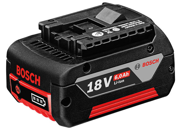 Bosch 18V 6Ah Battery Pack