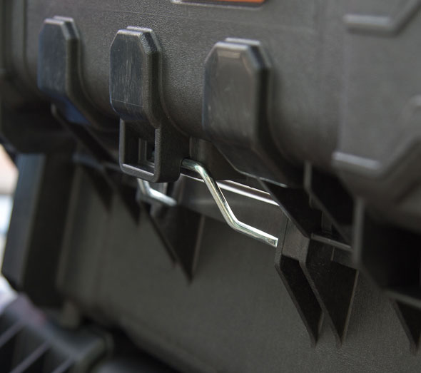 Ridgid Pro Tool Box Lid Stopper