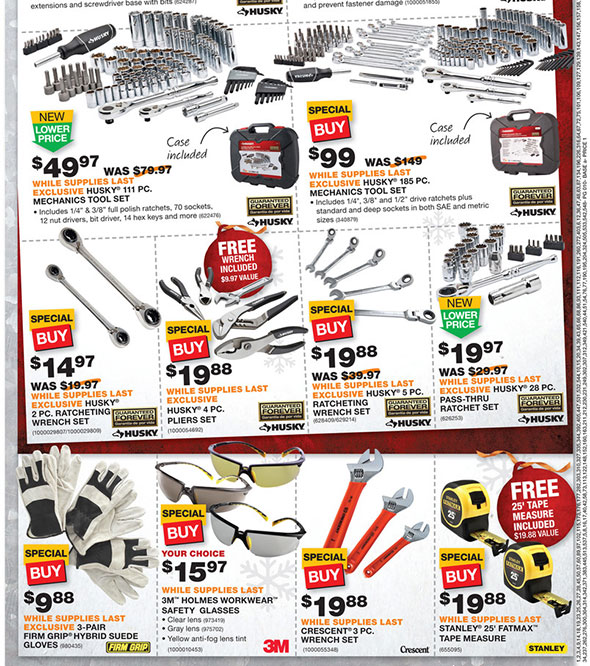 Home Depot Black Friday 2014 Page 11