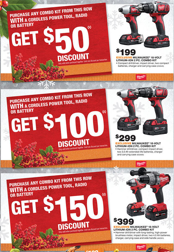 Home Depot Black Friday 2014 Page 2