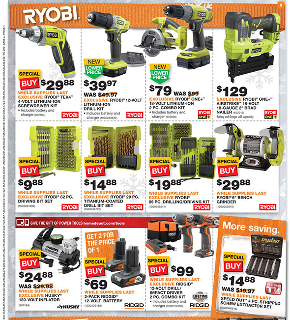 Home Depot Black Friday 2014 Page 8