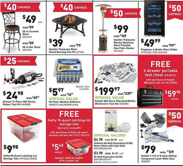 Lowes Black Friday 2014 Tool Deals Page 11