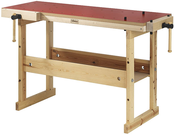 Sjobergs Hobby Plus Woodworking Workbench