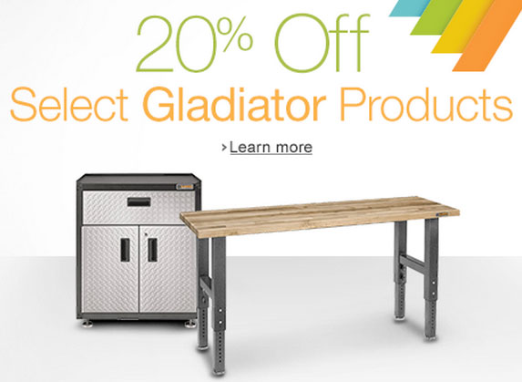 Amazon Gladiator New Year Sale 2015
