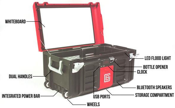 Coolbox Tool Box