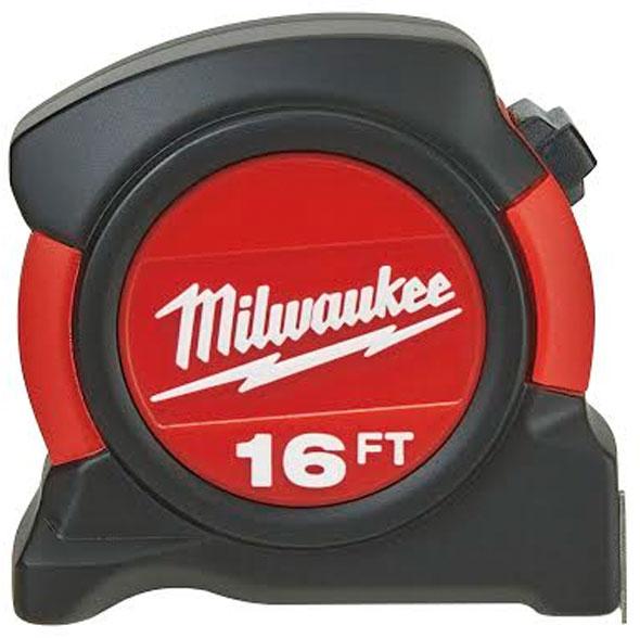 Milwaukee Tape Measure 2015 Design