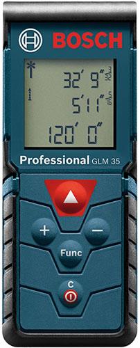 Bosch GLM 35 Laser Measurer