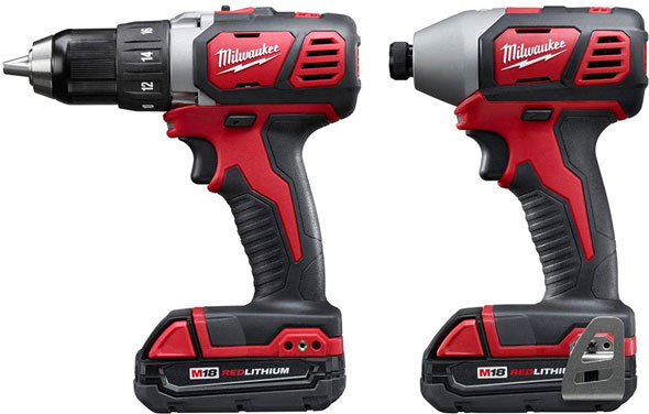 Milwaukee 2691-22 Latest Drill and Driver
